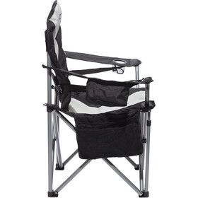 CAMPZ Deluxe Arm Chair black